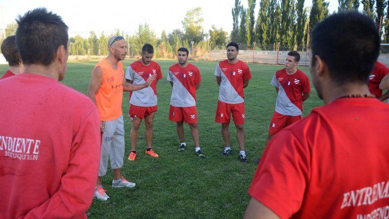 Varias incógnitas en el Rojo de cara a su segundo Argentino A.