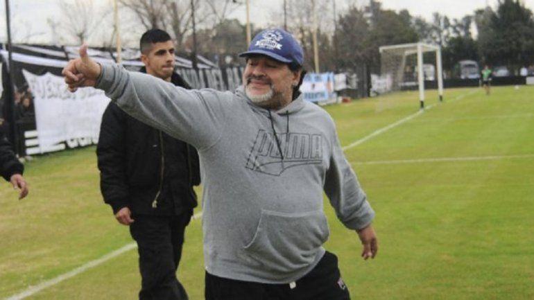 Maradona se realizó un bypass gástrico en Venezuela