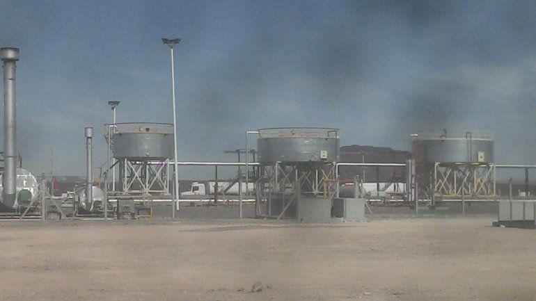 Rucci y los petroleros amenazan con un paro provincial si no hay más seguridad en Rincón
