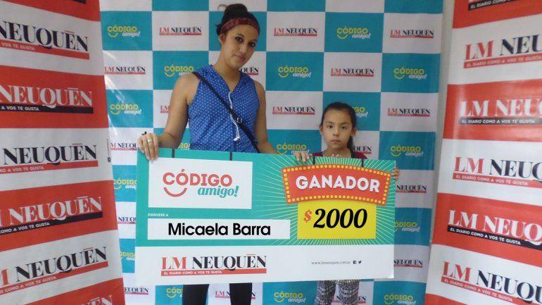 Macarena disfrutará a pleno el premio mayor del Código Amigo