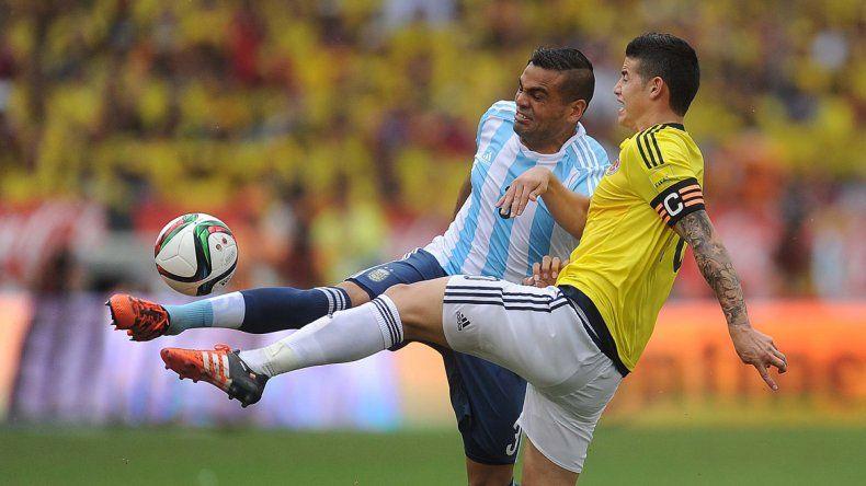 Argentina cortó la mala racha: le ganó a Colombia por 1 a 0 por las Eliminatorias