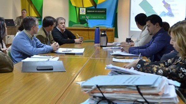El MPN incorporó obras al presupuesto municipal