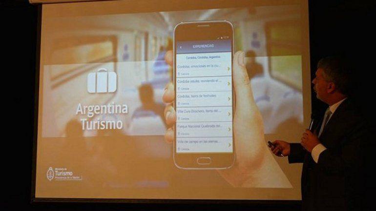 Ya se pueden planificar los viajes por Argentina desde el celular