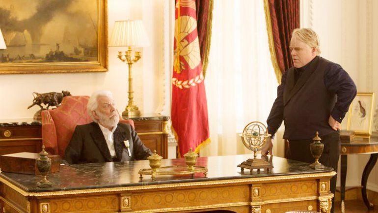 La cinta marcó la última aparición de Philip Seymour Hoffman en el mundo de Hollywood tras su trágica muerte en 2014.