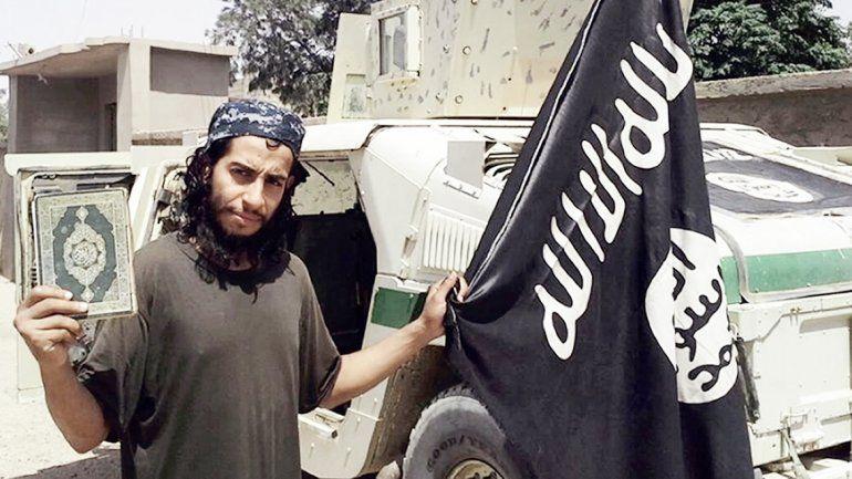 El yihadista belga Abdelhamid Abaaoud.