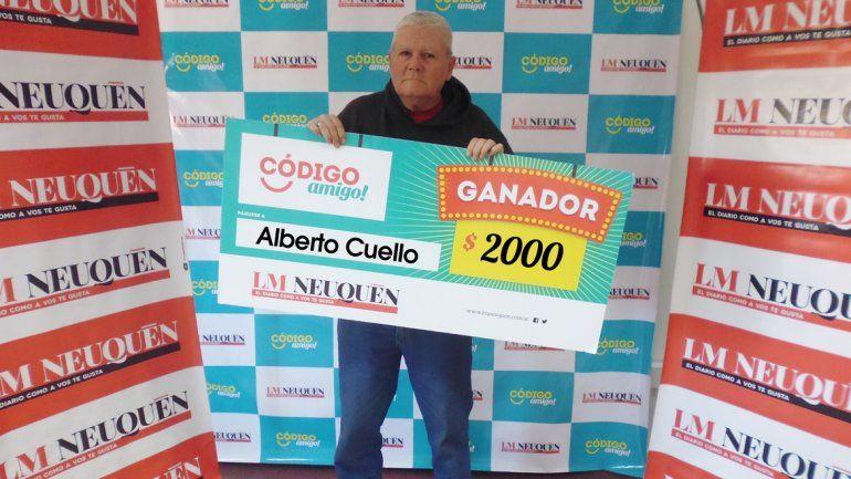 Alberto Cuello.
