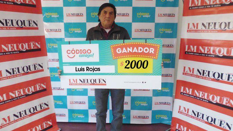Luis Rojas.