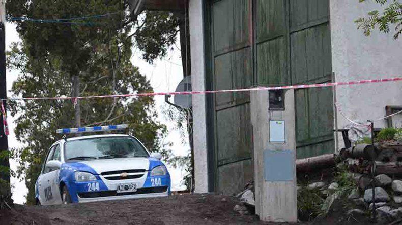Indignante: robaron la casa que se incendió y murieron tres personas