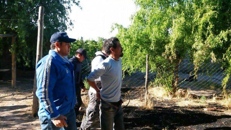 Detuvieron al sospechoso de asesinar a Noemí Maliqueo