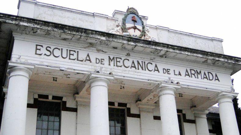 La Escuela de Mecánica de la Armada (ESMA) fue el mayor centro de detención clandestina de la dictadura militar.