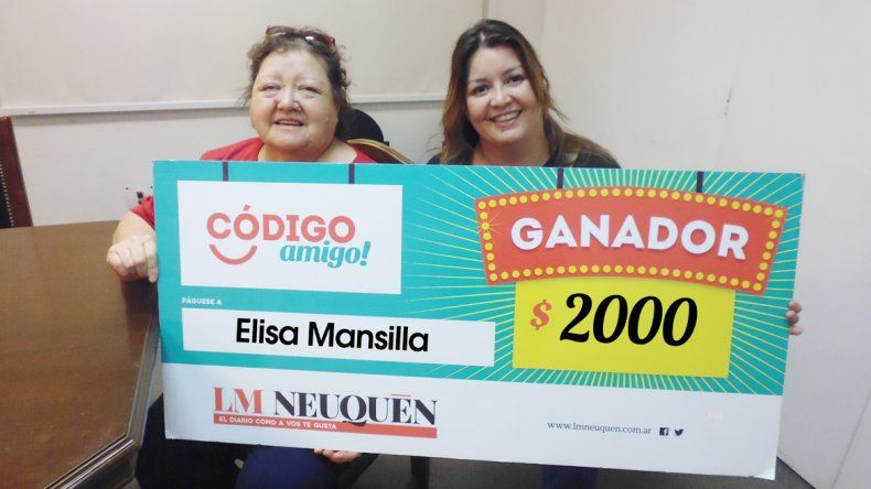 Elisa Mansilla.