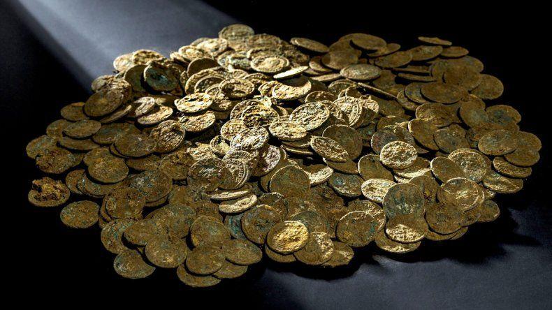 Las monedas del siglo III