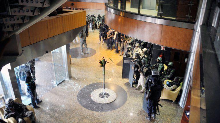Fuerzas de seguridad de Mali