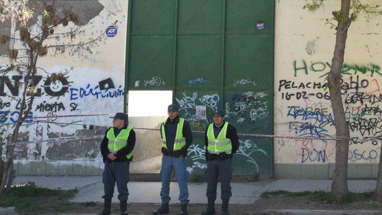 El crimen se cometió en calle Houssay al 1200 en el barrio Don Bosco III.