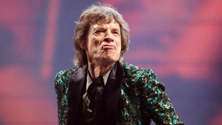 Mick Jagger cantará en el estadio de La Plata el 7