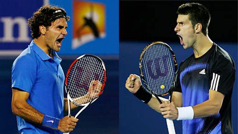 Federer y Djokovic repetirán la final de 2014.