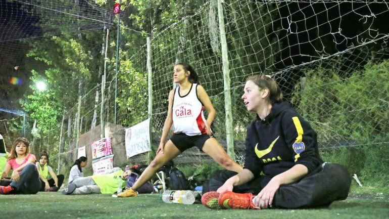 Las Chicas Se Animan A Las Gambetas Y A Las Rabonas Futbol Ciudad
