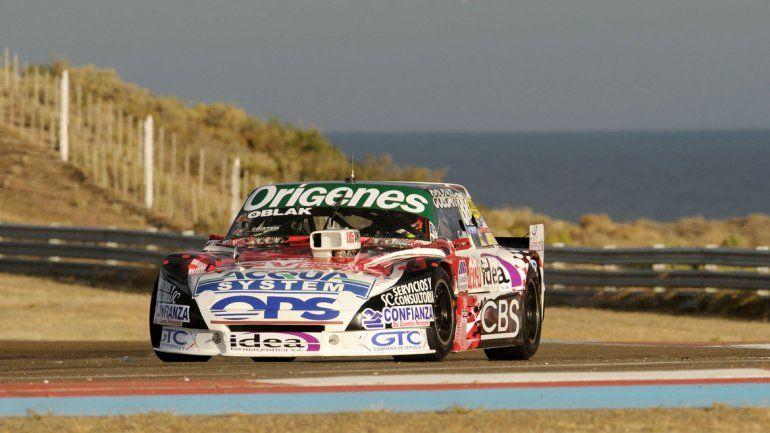 Camilo Echevarría perdió ritmo y Urcera tuvo problemas en la dirección.