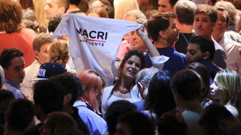 Mauricio Macri es el nuevo presidente: Juntos podemos construir la Argentina que soñamos