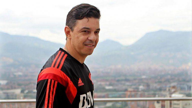 El DT de River competirá con otros dos argentinos