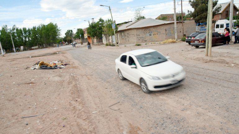 En Estanislao del Campo y Necochea fue el ataque a los policías.