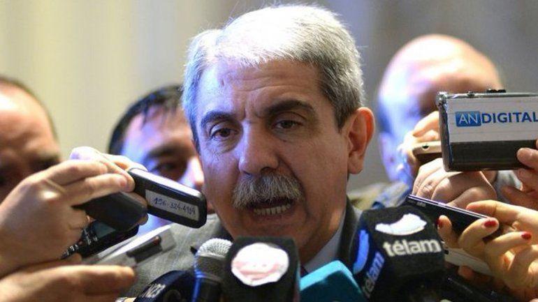 Aníbal Fernández: Salimos prácticamente empatados