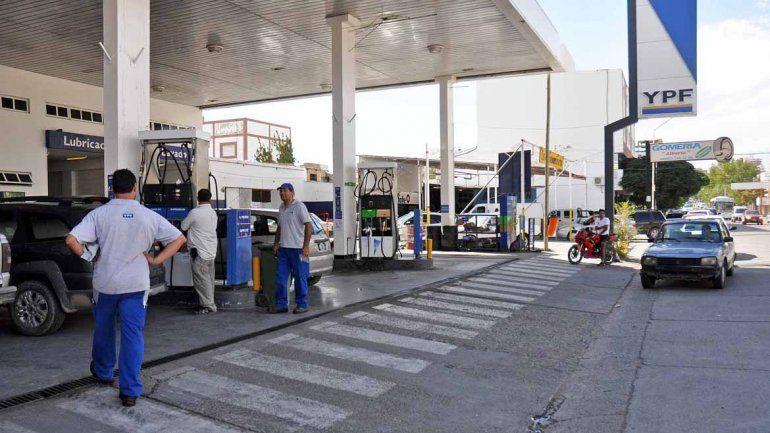 Octavo incremento en el precio de los combustibles en el año.