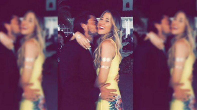 Jimena Barón presentó a su novio en las redes