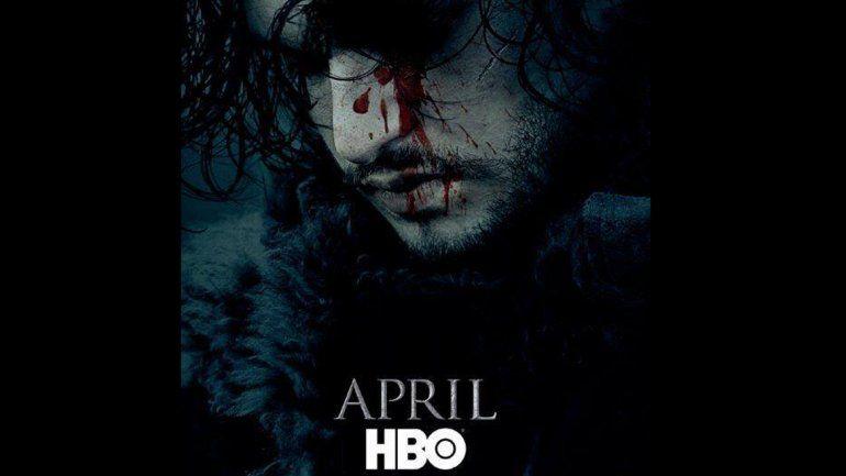 Póster de Juego de Tronos aviva el debate sobre Jon Snow