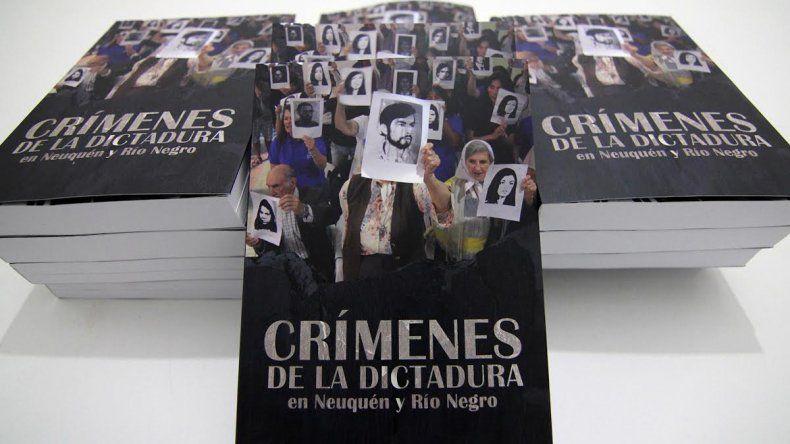 Presentan un libro sobre los juicios a los represores de la región