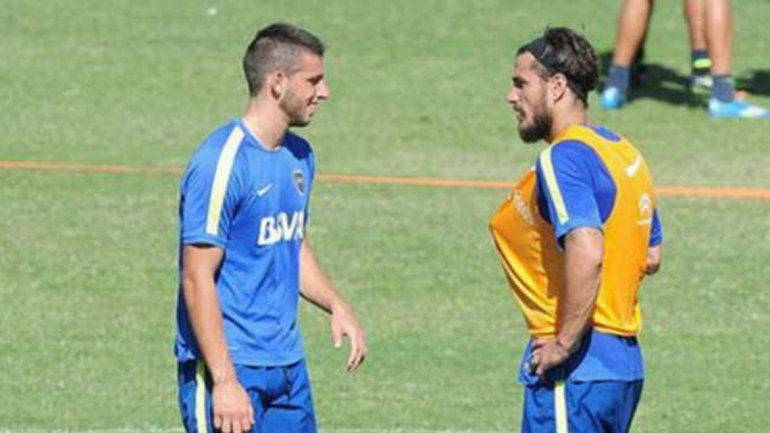 Calleri podría jugar una temporada más pese a la llegada de Osvaldo.