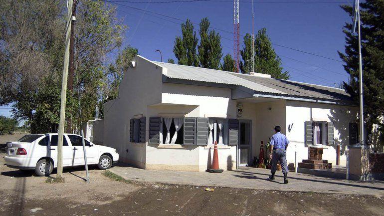 Comisaría 41 en el barrio Don Bosco III.