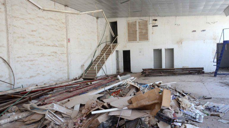 Final para la peor tragedia de Neuquén: así fue la demolición de la Cooperativa Obrera