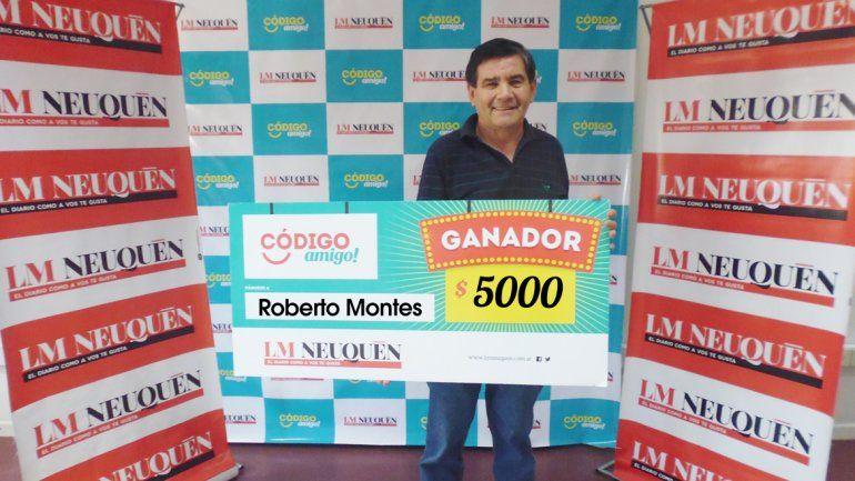 Roberto Montes.