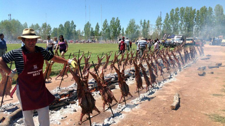La Fiesta del Chivito.