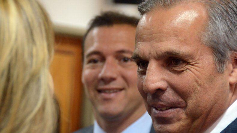 Sapag ya tiene su cargo en el gabinete de Omar Gutiérrez.