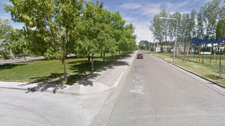 Vecinos del barrio Río Grande pide que se intensifiquen los controles de tránsito.
