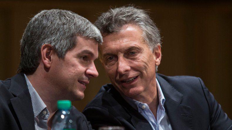 Marcos Peña dio a conocer el gabinete de Mauricio Macri