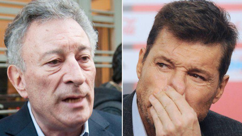 Luis cerró su candidatura en Boca y Marcelo lo hará en River.