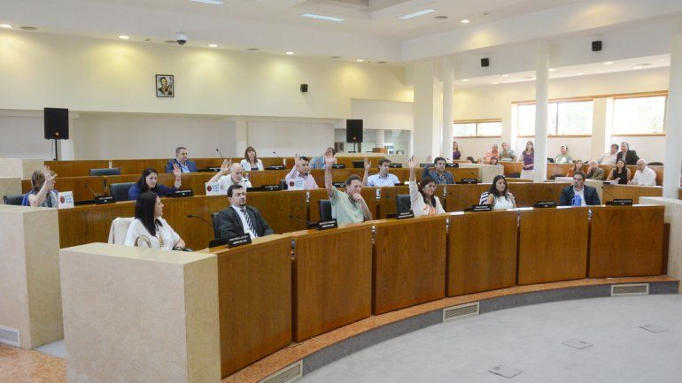 La ordenanza sobre la tarifa del colectivo provocó ayer una fuerte discusión en el Concejo Deliberante.