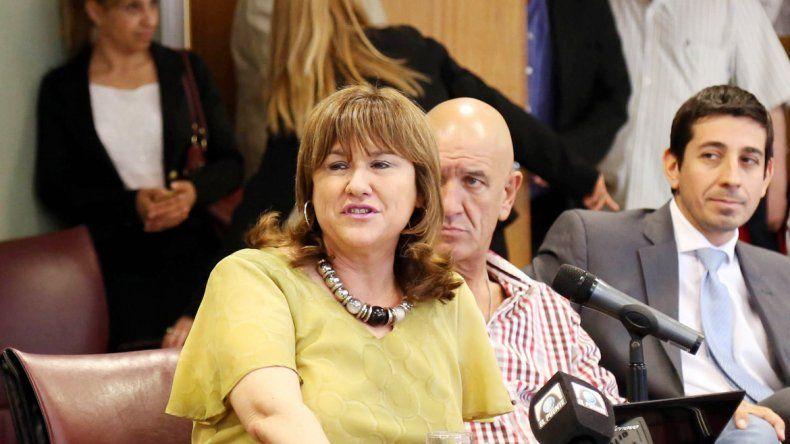 Ana Pechen realizó un cierre de su trabajo en la Legislatura.