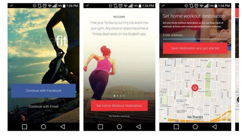 Cinco aplicaciones amigables y gratuitas para evitar el gimnasio
