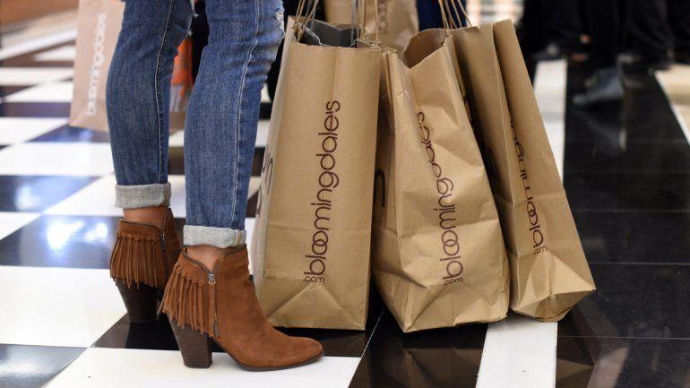 En EE.UU. se movilizan 136 millones de personas el día de compras.