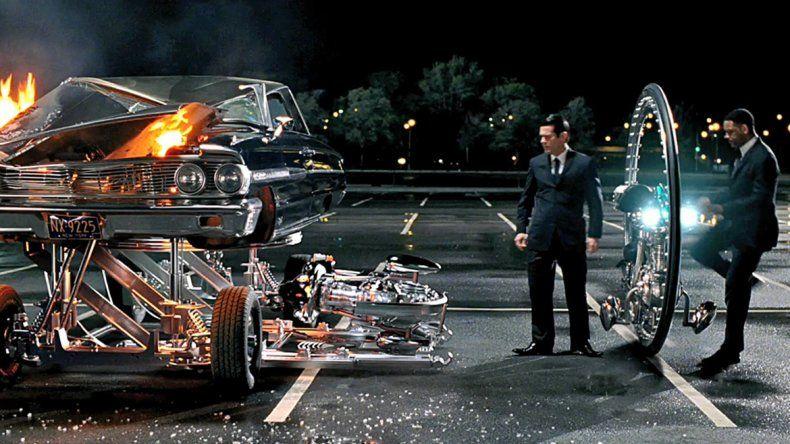 La última aparición en la gran pantalla de la franquicia fue en 2012: recaudó 624 millones de dólares en todo el mundo.