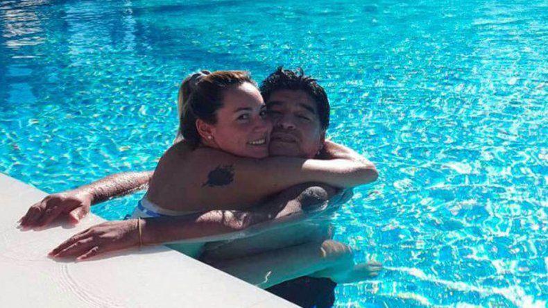 Confirmado: Diego Maradona y Rocío Oliva se casan