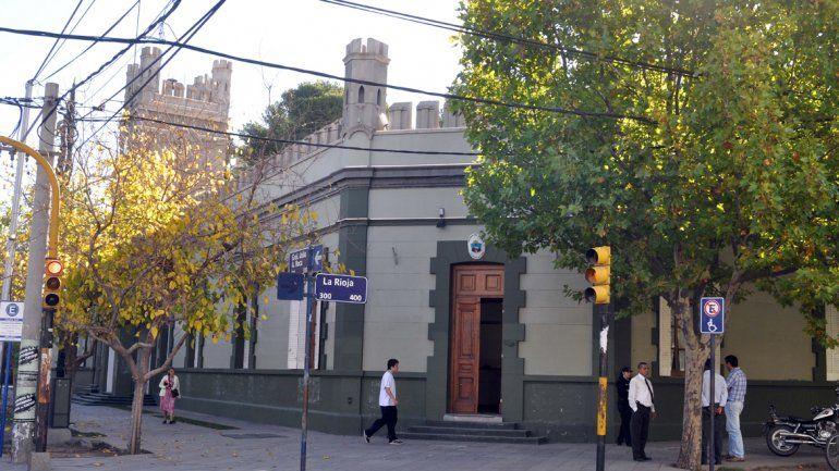 La Casa de Gobierno espera por los nuevos funcionarios que asumirán