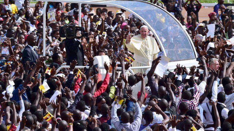 Hoy culmina la gira de cinco días que lo llevó por Kenia