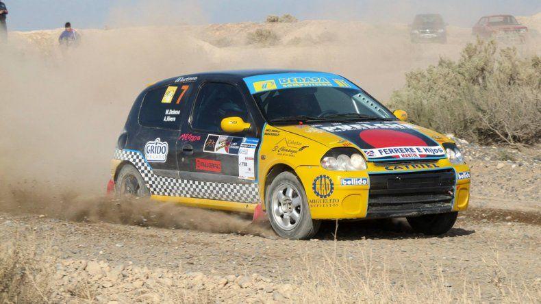 El catrielense Mauro Debasa se consagró campeón en la A6.