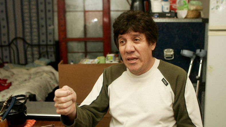 Jiménez se fue del monoambiente que alquilaba por no poder pagarlo.