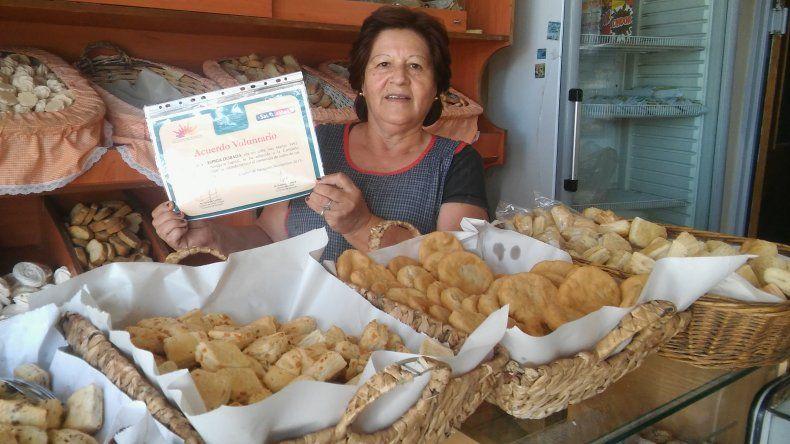 Ya hay tres panaderías en la ciudad que usan menos sal